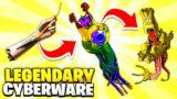 Cyberpunk 2077 – 5 FREE LEGENDARY Cyberware Items YOU NEED!