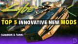Cyberpunk 2077 – Top 5 Mods | Summon Secret Vehicles, Basilisk Tank, & More (Jan 2021)