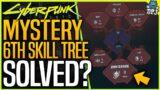 Cyberpunk 2077: MYSTERY 6TH SKILL TREE SOLVED? – Secret Johnny Silverhand Attribute / Cut Content?