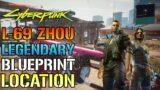 Cyberpunk 2077: L- 69 ZHOU Legendary Shotgun Blueprint | How To Get It (Location & Guide)
